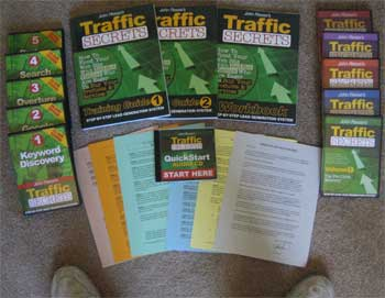 The Traffic Secrets Package From John Reese